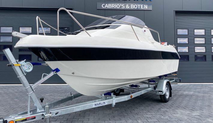 Op Voorraad: SeaRider 530 Cabin