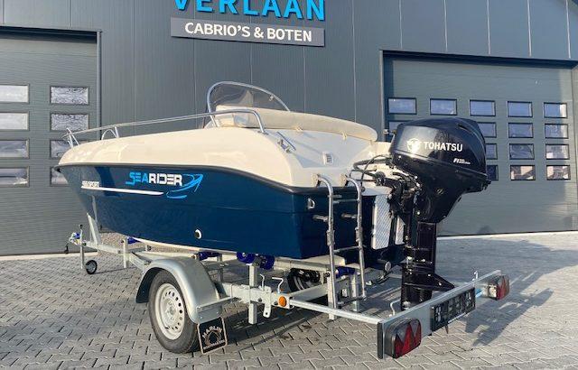 Verkocht: SeaRider 465 Sport